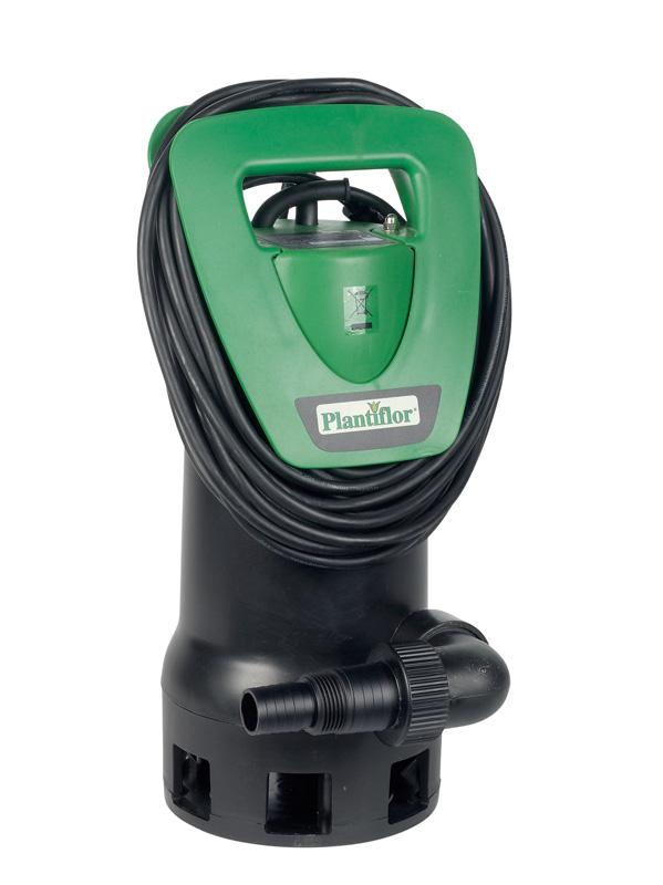 test garten pumpen plantiflor schmutzwasser tauchpumpe swp 850 sehr gut. Black Bedroom Furniture Sets. Home Design Ideas