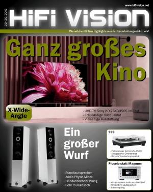 HiFi Vision Magazin