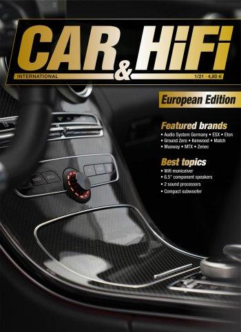 CarHifiInternational_1_2021 Titelseite