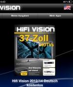 Gestochen scharf: HiFi Vision Update für das Retina-Display
