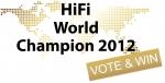 Wähle den HIFI WORLD CHAMPION 2012 und gewinne einen Sharp LC-60LE840E 60-Zoll LCD-TV.