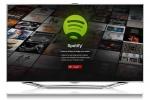 Spotify ab sofort auf Samsung Smart TV verfügbar